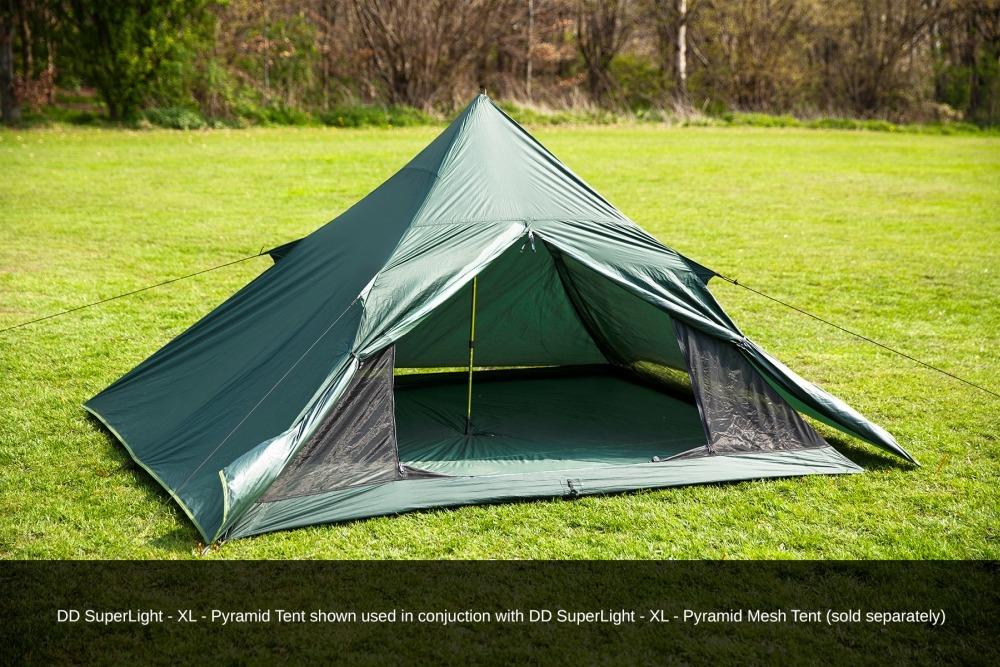 DD Hammocks Superlight Pyramid teltta  